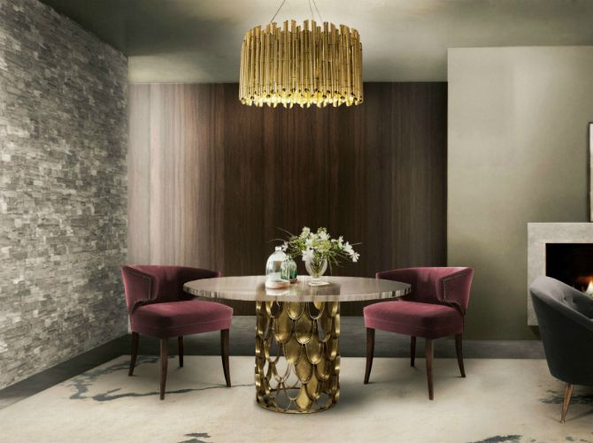 top 10 dining room lights that steal the show - Modern Light Fixtures Dining Room