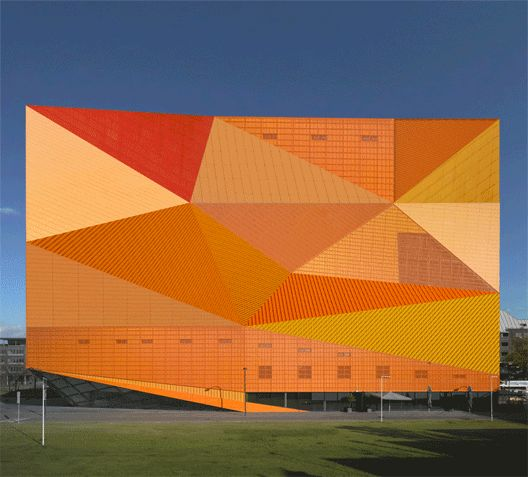 GIFs Turn Architecture Into Animated Art | ArchDaily