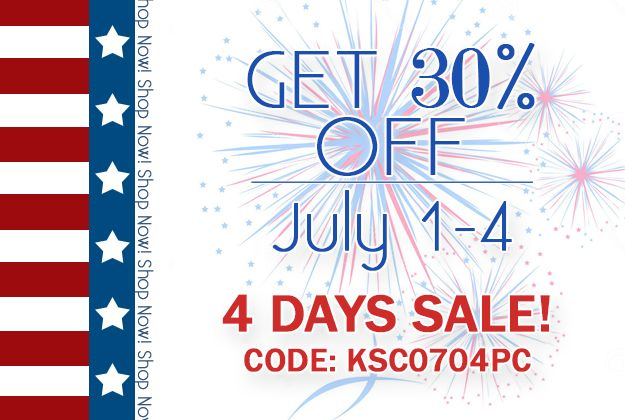#sale #shoes #july4th Get 30% OFF July 1-4 at kstoresusa. SHOP NOW!