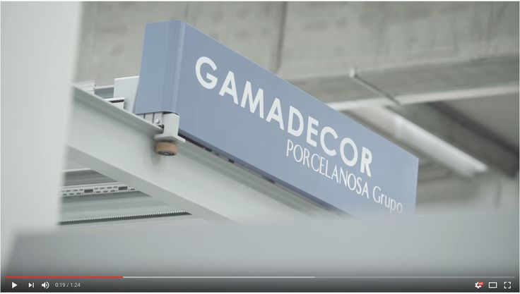 Video producción GAMADECOR 2017