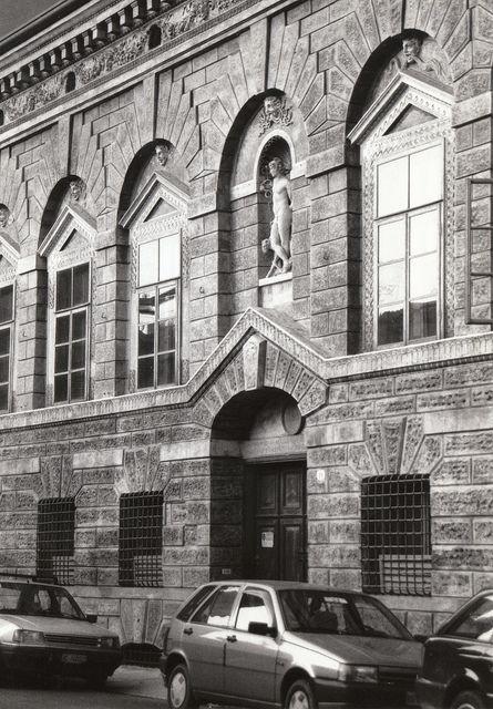 Guilio Romano - Residence