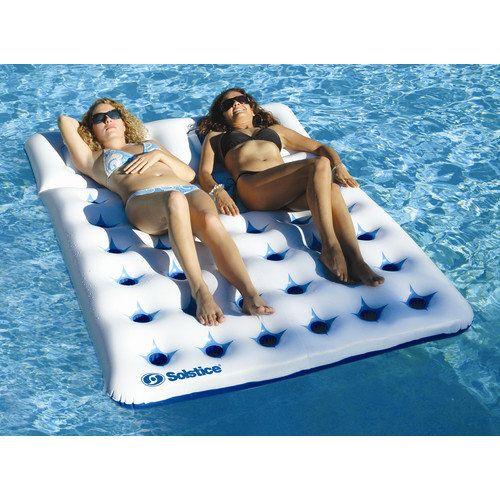 duo pool lounger