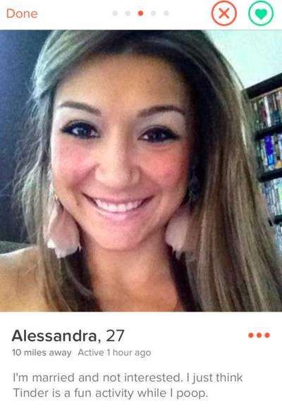 14 Tinder Users Who Were Very Candid With Their Profiles