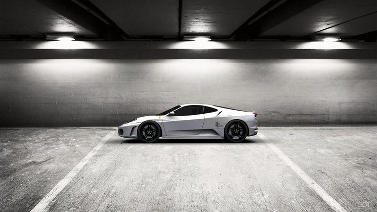 Checkout my tuning #Ferrari #F430 2004 at 3DTuning #3dtuning #tuning
