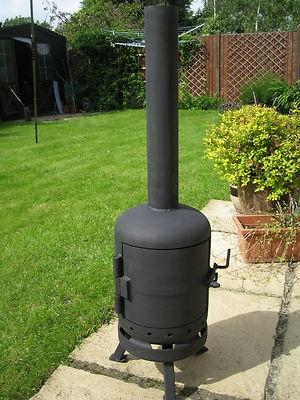Gas Bottle Wood Burner Fire Places Pinterest Wood