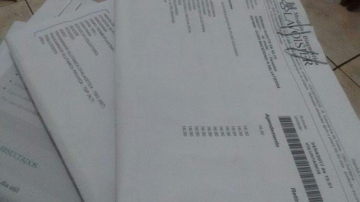 Exames finais Ecocardiograma