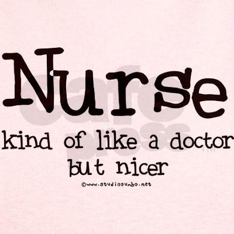 Nursing humor!