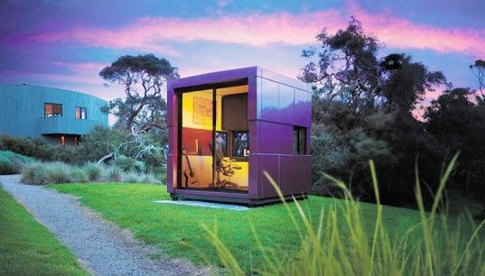 Harwyn Pods are Tiny Prefab Workspaces That Can be Assembled in Hours | Inhabitat - Sustainable Design Innovation, Eco Architecture, Green B...