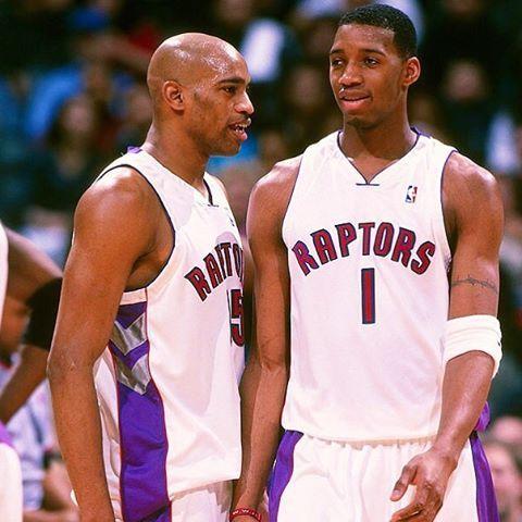 2000 | Vince Carter & @tmac213  Tags: #Raptors #WeTheNorth