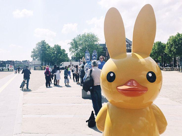 Miffy Art Parade // www.petitloublog.com