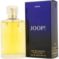 JOOP! by Joop! Perfume for Women (EDT SPRAY 3.4 OZ) by Joop!. $32.03. Size: 3.4 OZ. Year Introduced: 1987. 100 % Genuine Fragrance.. Recommended Use: romantic. Concentration: Eau De Toilette. 100% Authentic JOOP! by Joop! Perfume for Women (EDT SPRAY 3.4 OZ). Manufactured by the design house of Joop!. JOOP! for WOMEN possesses a blend of florals, vanilla, and sandalwood, sweet and feminine.. This product was released in 1987. It is recommended for romantic use. Product...