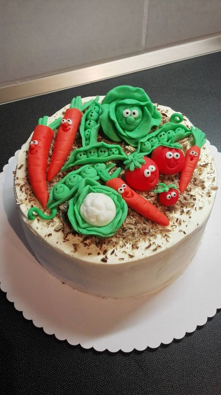 cake,dort,zelenina,vegetable(s) ,veggies