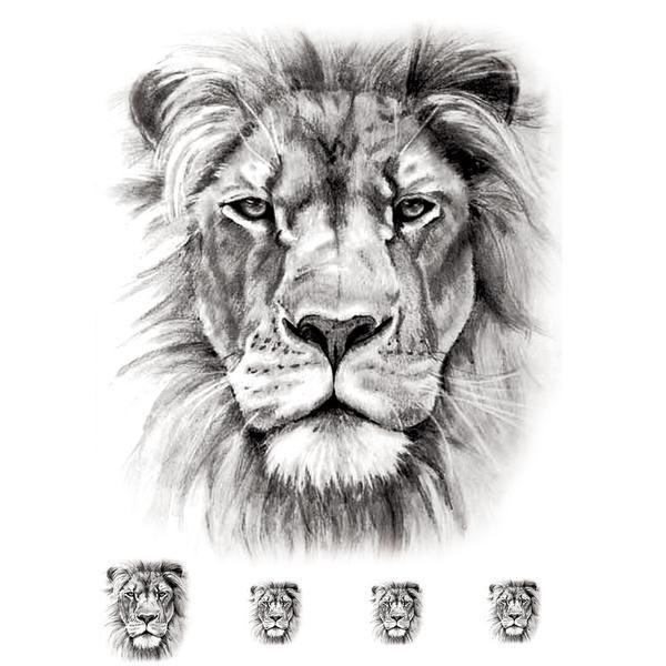 les 25 meilleures id es de la cat gorie tatouage lion sur pinterest tatouage d 39 paule lion. Black Bedroom Furniture Sets. Home Design Ideas