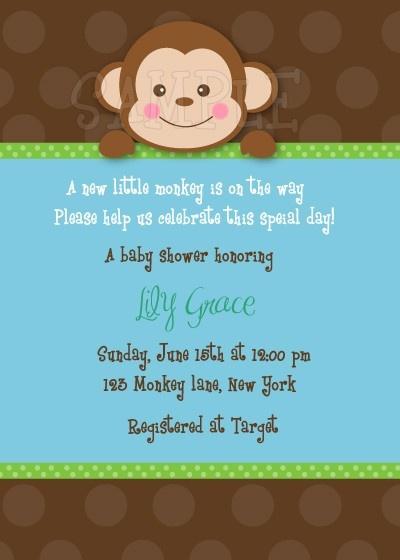 Create Baby Shower Invitations
