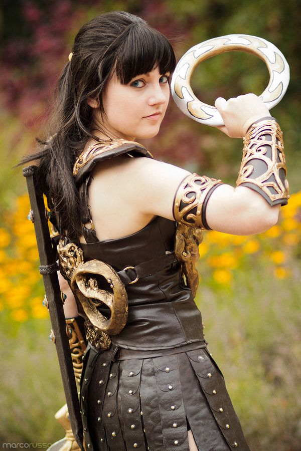 34 best Xena Princess Warrior Cosplay images on Pinterest ...