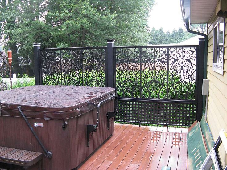 332 best images about potential applications for for Deck privacy screen panels