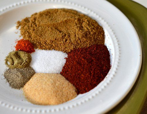 Taco Seasoning --> cut out all the salt & mystery ingredients! via Rachel Lacy, Following in My Shoes #healthy #Mexican #spice