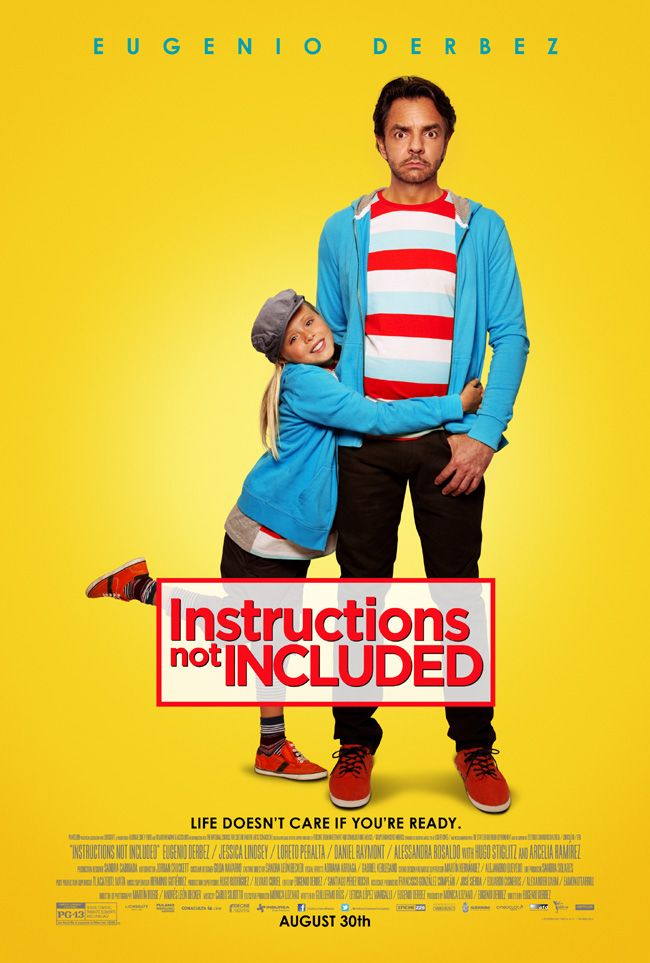 "Review: Instructions not Included  Have you seen it?: """"Instructions Not Included"" definitely caters to the majority of Latinos: the 33.7 million Latinos of Mexican origin. Its narrow ""Mexcentric"" humor often flew over the head of this 1st generation daughter of Mexican immigrants, while my Mexican immigrant partner was in stitches."""