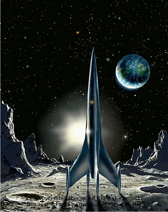 2263 best images about retro sci fi illustration on for Retro outer space
