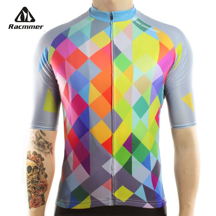 Racmmer 2016 Cycling Jersey Mtb Bicycle Clothing Bike Wear Clothes Short Maillot Roupa Ropa De Ciclismo Hombre Verano #DX-40
