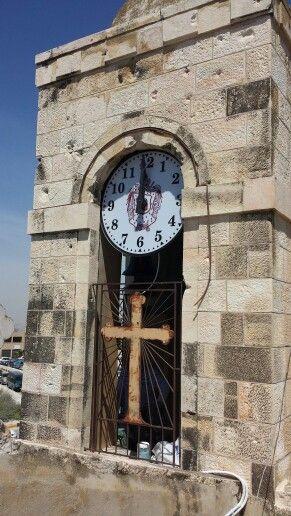 Μητρόπολη Ίρμπιντ Ιορδανία - Archdiocese Irbid Jordan