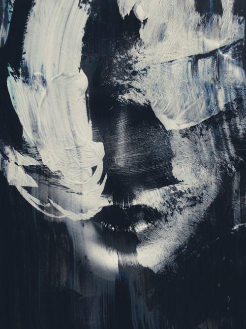 • art malba abstraktní umění moderní umění tvář art highstreetscene •