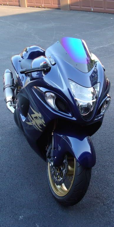 Suzuki Hayabusa http://www.PashnitBusa.com