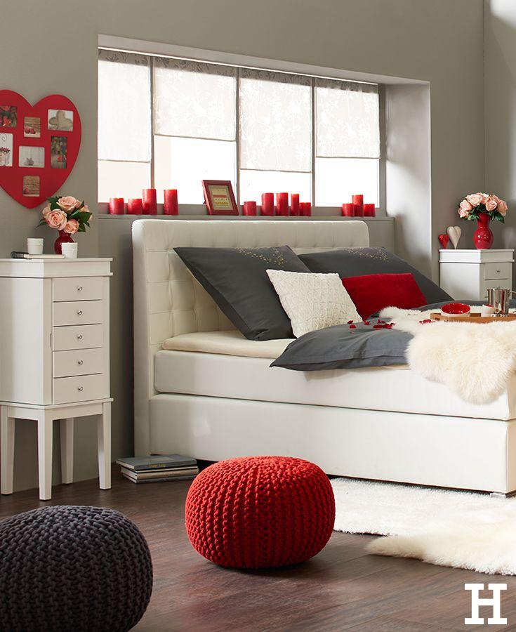 Die 25+ Besten Ideen Zu Romantische Schlafzimmer Kerzen Auf ... Schlafzimmer Accessoires