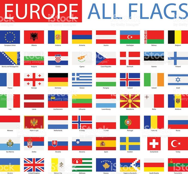 Flags of European Countries | Image Gallery: national flags of europe