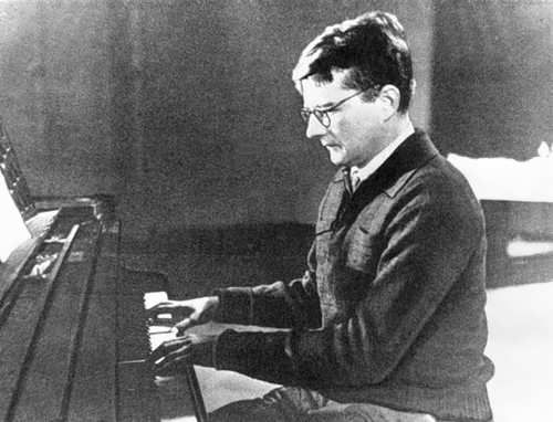 a biography of dmitri shostakovich a russian composer and pianist Sergei rachmaninov - sergei prokofiev - dmitri shostakovich  after a long  period of depression and inability to create, he was born again as a composer: i  felt.
