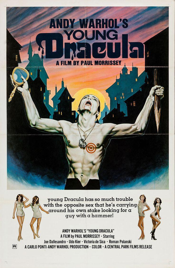 Amazoncom Andy Warhols Young Dracula Udo Kier Joe - 500×765