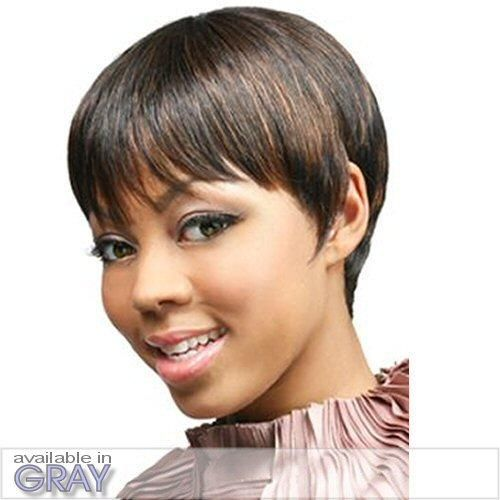 Motown Tress - H. SADA - Human Hair Full Wig