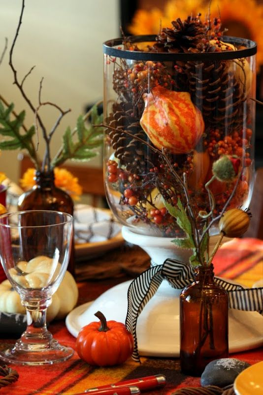 Decorating For Thanksgiving 279 best fall/thanksgiving decor images on pinterest