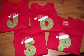 Bentos, Bargains and Kids: Christmas Shirts and Ornaments