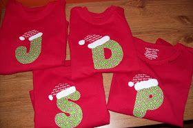 Bentos, Bargains and Kids: Christmas Shirts and Ornaments
