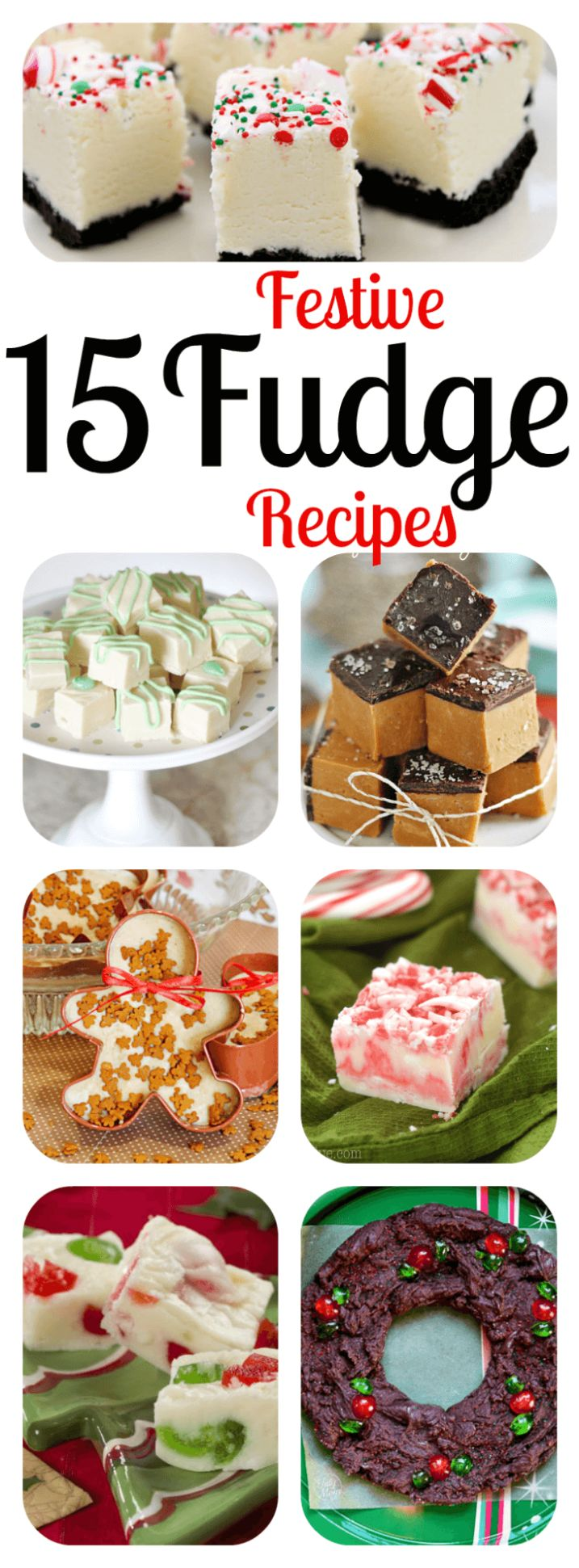 Christmas Fudge: 15 Festive Holiday Fudge RecipesLetters from Santa Blog
