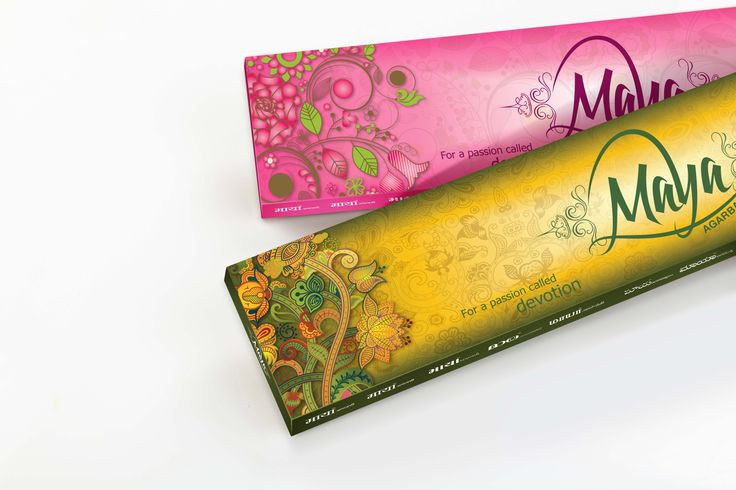 Package design for Jyothi Laboratories