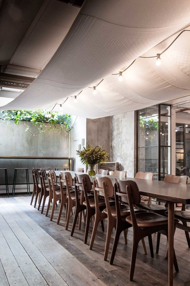 die besten 25+ offene küche restaurant ideen nur auf pinterest, Esstisch ideennn