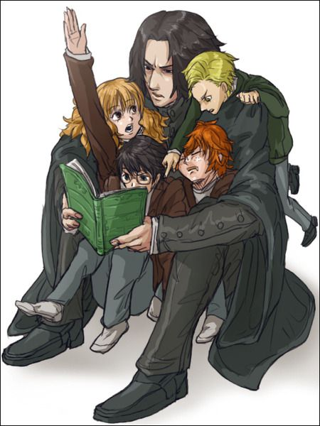 Photo Harry Potter Drawings Harry Potter Anime Harry Potter Images