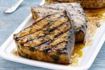 Ginger-Lime Swordfish - Rob Fiocca Photography/Getty Images