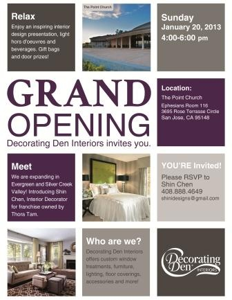 17 Best images about Grand Opening Invitations on ...