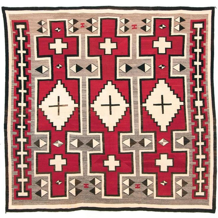399 best Navajo rugs images on Pinterest | Native american indians ...