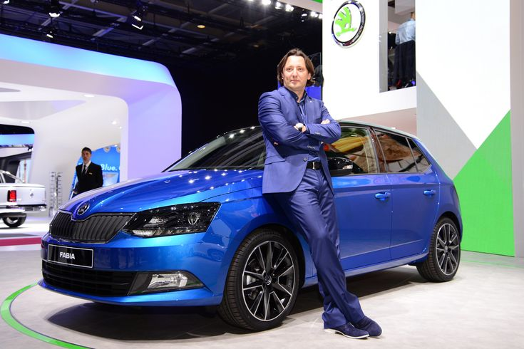 The all-new Skoda Fabia is looking sharper than ever before. The brand's design boss Jozef Kaban explains his stylish creation.