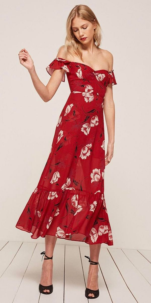 How To Choose Appropriate Wedding Guest Dresses Wedding Guest