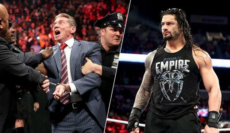 'WWE Monday Night Raw' Results: John Cena Returns, Vince McMahon Gets Arrest...