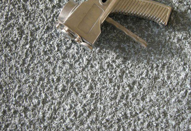 Silikatdeckputz 4-5 mm / 1.5 mm gespritzt - Fassadensysteme, Wärmedämmsysteme, hinterlüftete Fassade, Natursteinfassade