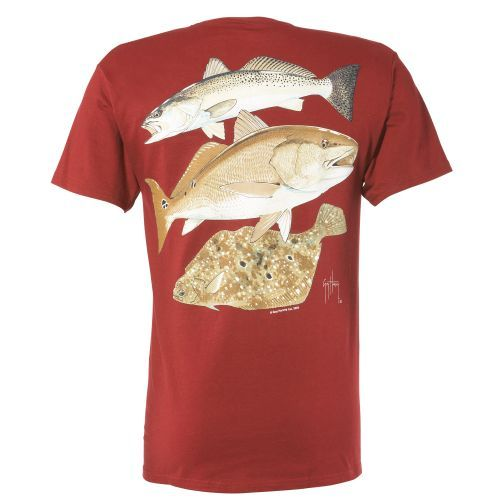 Guy Harvey Men's Graphic T-shirt