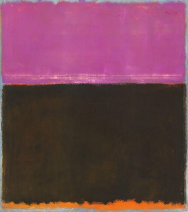 Mark Rothko, Untitled, 1953.