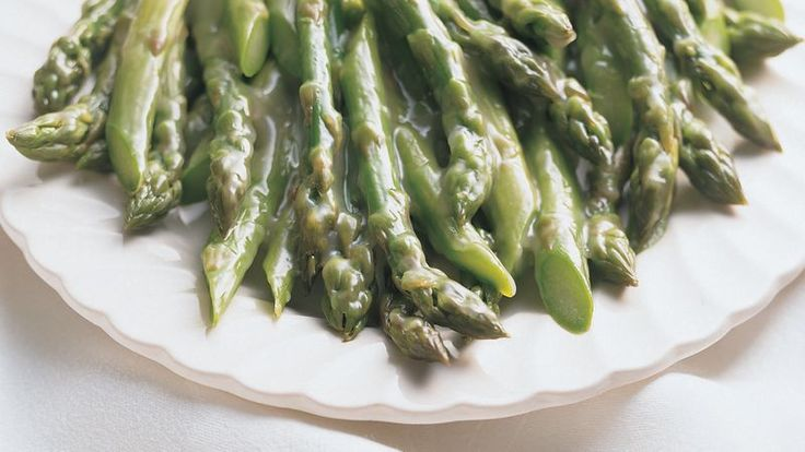 Lemon and honey add a sweet and tangy flavor to this easy asparagus side dish - ready in 20 minutes.