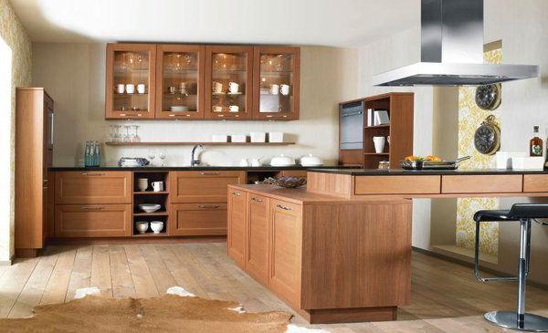 Bauformat – элитные кухни из Германии в классическом и современном стиле, а также гарнитуры в стиле кантри. Немецкие кухонные гарнитуры Бауф...
